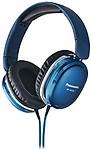 Panasonic Rp-Hx350-A Blue [Support Dts Headphone -X] (Japan Import) Headphones