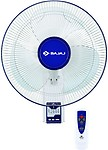 Bajaj Victor Remote VW-R01 400mm 3 Blade Wall Fan