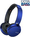 Sony MDR-XB650BT EXTRA BASS Wireless Headphones