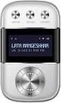 carvaan go 3000 Pre-Loaded Retro Hindi Songs 32 GB MP3 Player(Silver, 1.65 Display)