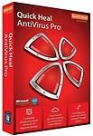 Quick Heal AntiVirus Pro 2013 10 PC 1 Year
