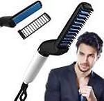 GI3M sales Electric Beard/Hair Straightener MEN HAIR STRIGHTNER Hair Styler