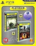 Resistance Fall Of Man &  Resistance 2   Bundle (for PS3)