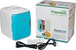 Tropicool PC-05 White PortaChill 5 L Compact Refrigerator