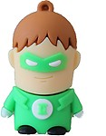 Quace Green Lantern 16 GB Pen Drive