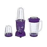 Wonderchef Nutri-Blend 63152295 400-Watt Mixer Grinder with 3 Jars