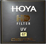 Hoya 67 Mm HD Ultra Violet Filter