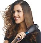 Coozico Hair Straightening Brush Simply Straight Hair Straightener Hair Straightener Brush