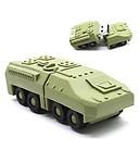 Quace Tank 8gb Usb 2.0 Fancy Pendrive