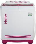 Haier 7.6 kg Semi Automatic Top Load Washing Machine  (XPB76-113S)