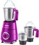 Usha Thunderbolt Mixer Grinder 800-Watt 3 Jars with Copper Motor