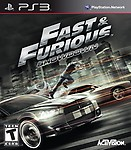 Fast & Furious Xbox Game