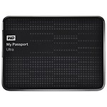 Western Digital My Passport Portable Hard Drive WDBZFP0010BBK - Black