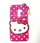 BRK Cute Cartoon Hello Kitty Silicone