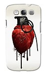 Firki Heart Grenade Case for Samsung Galaxy S3 I9300