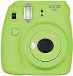 Fujifilm Instax Mini 9 Lime Green Instant Camera