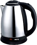 IKITZ 1.8Ltr Stainless steel Multipurpose Electric Kettle(1.8 L)