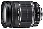 CANON EF-S18-200 MM F/3.5-5.6 IS ULTRA WIDE ZOOM LENS