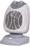 Nova Oscillating Warmer NH 1206f Jumbo Fan Room Heater