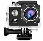 Biratty black 1080p action camera full hd Sports and Action Camera( 14 MP)