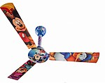 Bajaj Disney Mickey and Friends 72-Watt Ceiling Fan