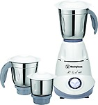 Westinghouse Compact Design MM50W3A-DS 500-Watt Mixer Grinder with 3 Jars