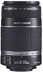 CANON EF-S 55-250 MM F/4-5.6 IS II TELEPHOTO ZOOM LENS