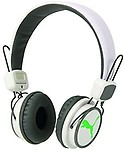 Puma Pmad3045-Wht The League Over-Ear Headphones Headphones