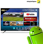 CloudWalker Cloud TV 109cm (43 inch) Ultra HD (4K) LED Smart TV (CLOUD TV 43SU)