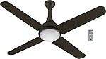Havells Futuro Bluetooth Enabled Ceiling Fan 1320 Mm Sweep Black Nickel