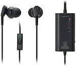 Audio-Technica Audio Technica QuietPoint Active Noise-Cancelling ATH-ANC33iS In-Ear Earphones