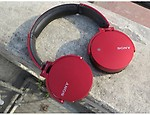 Sony MDR-XB650BT Wireless Bluetooth Headset