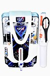 NEXUS PURE JAZZ WHITE 10 RO + UV + UF + TDS Water Purifier