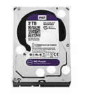 wd 2 tb surveillance grade hard drive for cctv / dvr 3.5'' sata