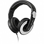 Sennheiser HD 205 II Closed Back Around Over-Ear Stereo Headphone and Rotatable Ear Cup