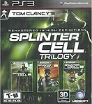 Splinter Cell: Trilogy (for PS3)