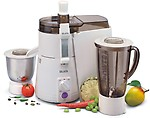 Sujata Powermatic Plus 810 W Juicer Mixer Grinder 2 Jars