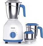 Philips HL7555 600 W 3 Jar Mixer Grinder