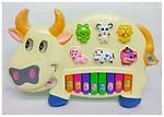 AV INT Plastic Cow Piano Keyboard