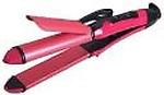 Dflow Hair Beauty Set Curler and Hair Straightener