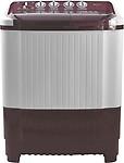 Micromax 8.2 kg Semi Automatic Top Load Washing Machine  (MWMSA825TVRS1BR)