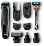 Braun MGK3080 - 9-in-One Multi Grooming Kit