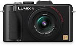 Panasonic Lumix DMC LX5 Point & Shoot Digital Camera