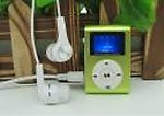 TOHUBOHU Digital MP3 Player Audio Music Player with LED Screen Great Sound MP3 Player(Green, 1 Display)