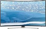 Samsung 101cm (40 inch) Ultra HD (4K) Curved LED Smart TV (40KU6300)
