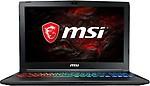 MSI GP Core i7 7th Gen - (16 GB/1 TB HDD/128 GB SSD/Windows 10 Home/4 GB Graphics) GP62 7RDX Gaming (15.6 inch, 2.4 kg)