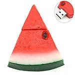 Microware 16GB Cartoon Fruit Watermelon Shape Gift USB Flash Pendrive