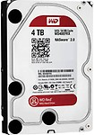 WD WD40EFRX 4 TB WD Red SATA 3.5 Inches NAS Hard Drive