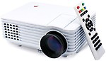 Microware RD-805 800 lm LED Corded Portable Projector