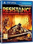 Sony Computer Entertainment Resistance: Burning Skies (Game, PS Vita)